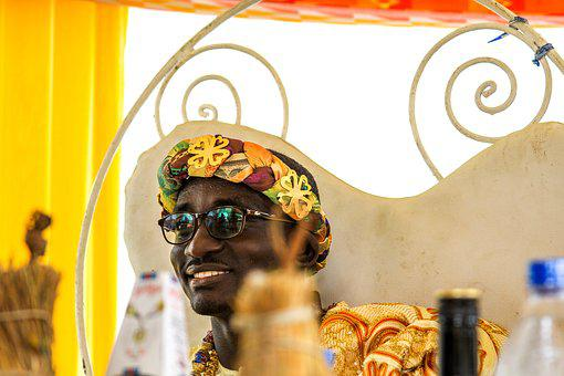 Traditional Wedding, African, Smile, Traditional