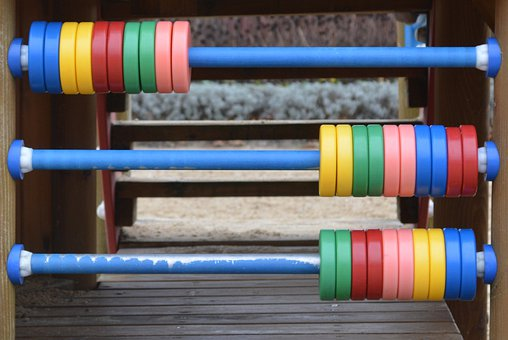 Abacus, Colors, Toys, Count