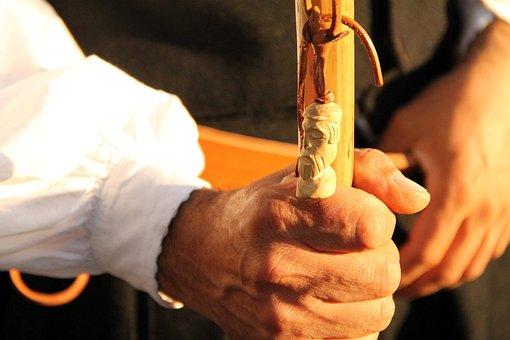 Morals, Traditions, Sardinia, Accessories