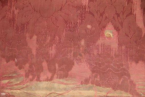 Texture, Background, Vintage, Reddish, Brown, Golden