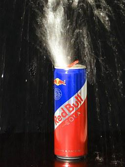 Red Bull, Empa, Box, Drink, Fashion Drink, Sparkling