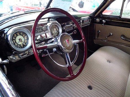 Classic Car, Lincoln Continental, Nostalgia, Usa