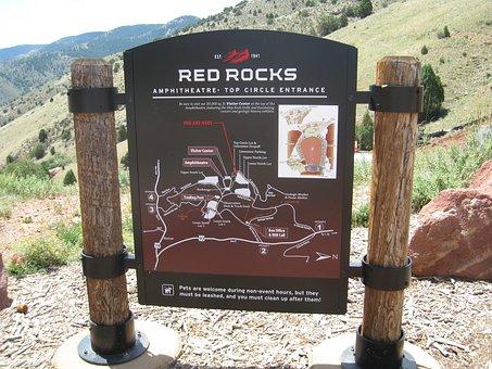 Red Rock, Amphitheater, Denver