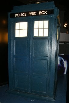 The Tardis, Doctor Who, Television, Character, Fiction