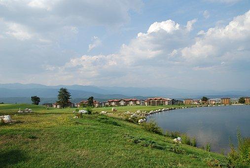 Bulagria, Pirin Mountain, Golf Club, Golfing, Golf