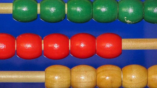 Abacus, Colours, Toy, Learning, Kindergarten