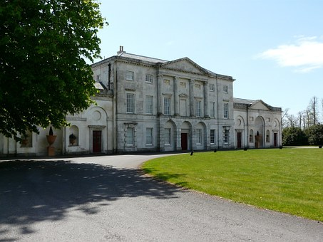 Cams Hall, Palladian, Architecture, Building, Landmark