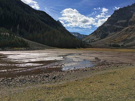 Aspen, Maroon Bells, Nature, Colorado