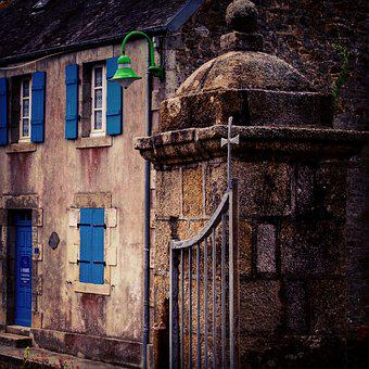 Brittany, Finistère, France, Home, Architecture, Past