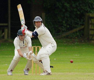 Cricket, Batter, Sport, Bat, Game, Ball, Hit, Player