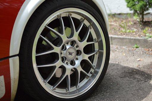 Rim, Mature, Auto, Wheel, Alloy Wheels, Spokes