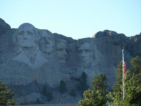 South Dakota, Abraham Lincoln, Mount Rushmore