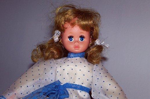 Doll, Scary, Halloween, Face, Creepy, Spooky, Toy