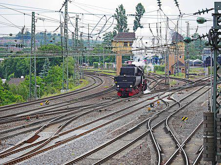 Steam Locomotive, Reiter Signal Box