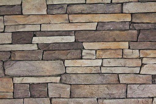 Stone Wall, Quarry Stone, Background, Wall, Wohndeko