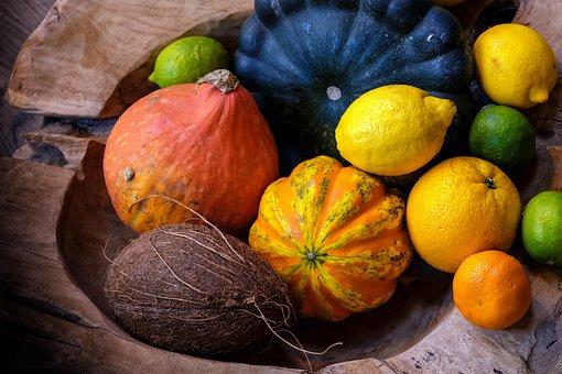 Freestyle Bite, Lemon, Orange, Coconut, Autumn