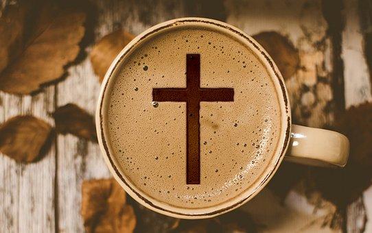 Jesus, Christ, God, Holy Spirit, Bible, Gospel, Coffee