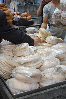 Bread, Market, Buy, Cool, Baked, Oven, Socialization