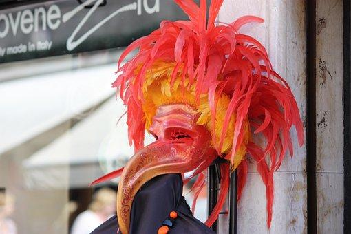 Venice, Mask, Carnival
