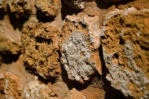 Sand Stone, Stones, Nature, Clay, Sand