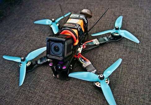 Drone, Reverb, Racing, Quadcopter, Technology
