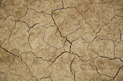 Land, Erosion, Drought, Soil, Dry, Nature, Country
