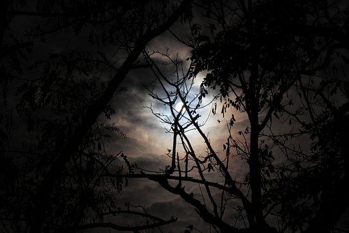 Sun, Clouds, Gloomy, Mood, Twilight, Atmospheric, Dusk