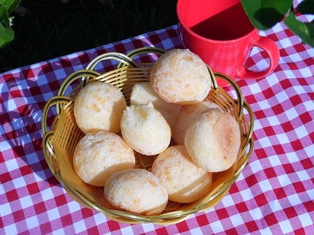 Cheese Bread, Minas, Food In Brazil, Industria, Food