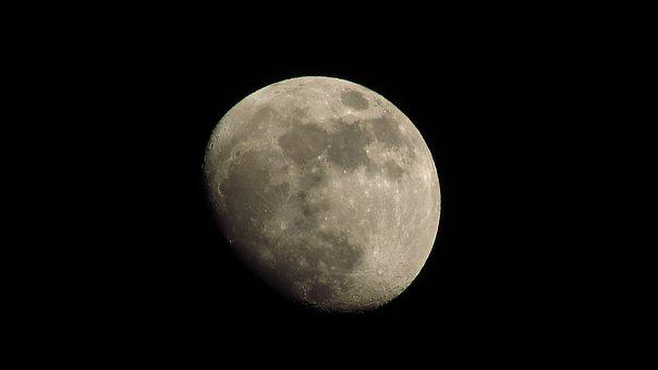 Moon, Month, Night, Moonlight, Astronomy, Sky, Fullmoon