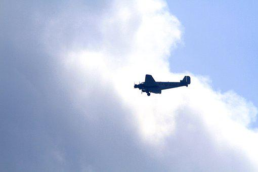 Ju-52, Aircraft, H, Aviation, Historically, Junker