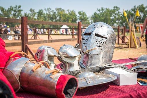 Knight, Armour, Sword, Battle, Armor, Medieval, History