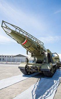 Scud Launcher, Military, Soviet, Missile Launcher