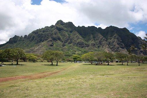 Mountain, Paradise, Nature, Landscape, Mountains, Sky