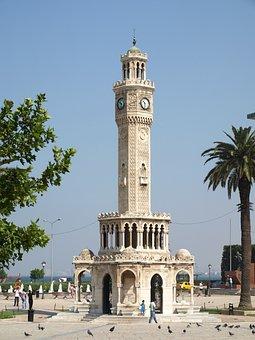 Izmir, Turkey, Islam, Marine, Nature, Tower, Travel