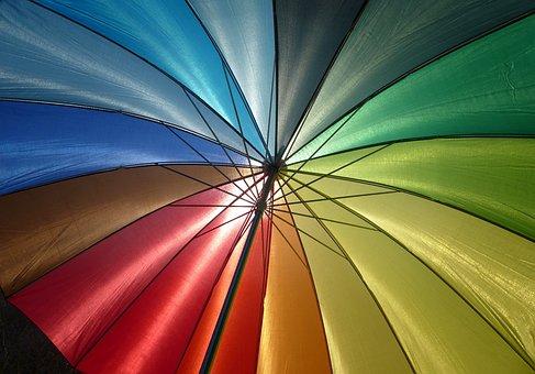 Screen, Sun, Rainbow, Color, Alive, Live, Spectrum