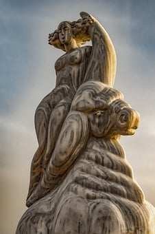The Abduction Of Europa, Europe, Mythology, Sculpture