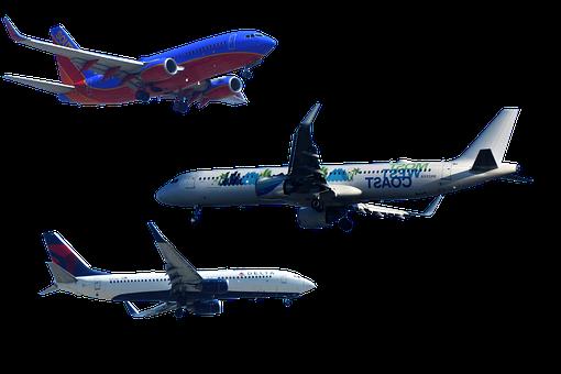Aircraft, Transport, Travel, Technology, Aviation