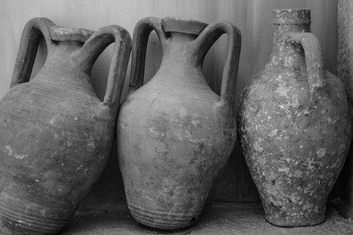 Jugs, Ancient Times, History, Art