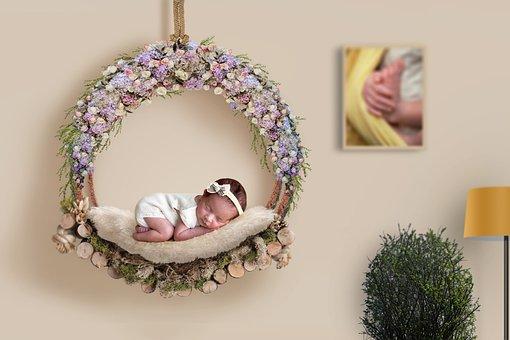 Bebe, Scenario, Assembly, Newborn, Innocence, Baby