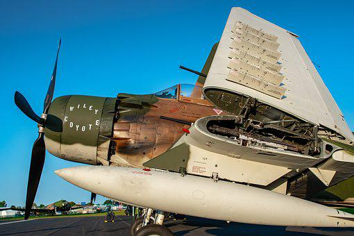 Aviation, Airplane, Airshow, Military, Fighter, Bomber