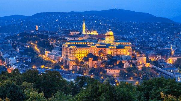 Budapest, Buda Royal Palace, Budavári Palota