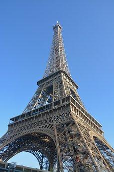 Eiffel Tower, Paris, Capital France