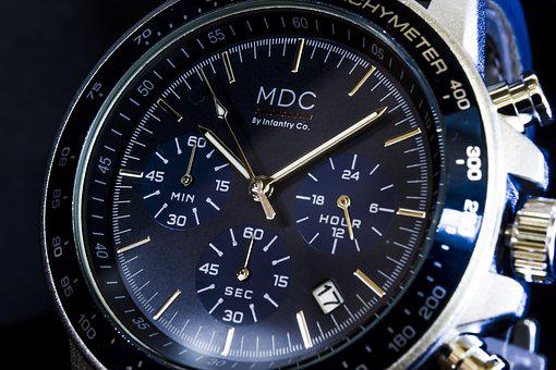 Wristwatch, Luxury, Chronograph, Dial, Watch, Elegant