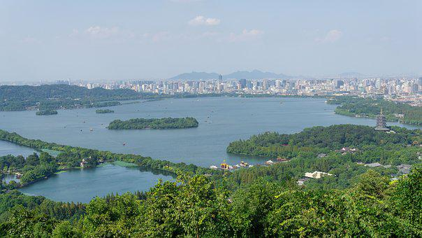 West Lake, Outdoor, Lake, Pattaya, City, Wetlands