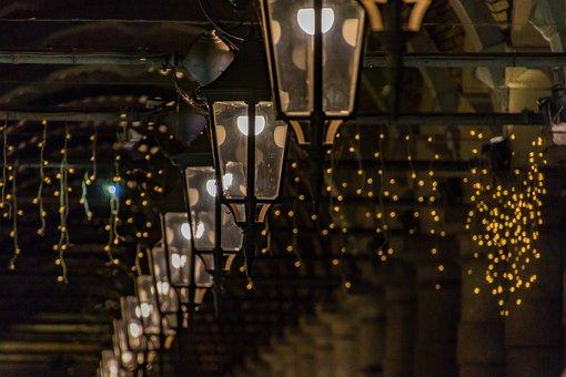 Light, Decoration, Background, Design, Lights