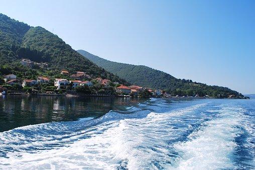 Montenegro, Mountains, Nature, Landscape, Tourism, Sea
