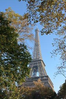 Eiffel Tower, Paris, Capital France, Paris Tourist