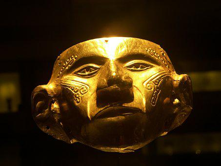 Gold Museum, Gold, Pre Columbian, Colombia