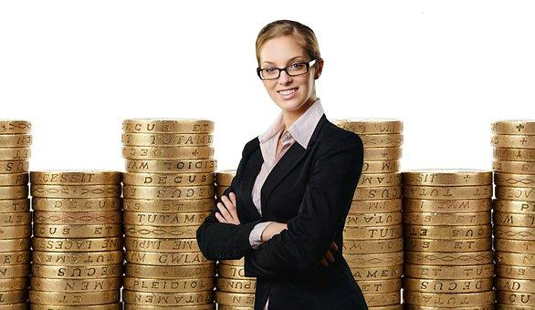 Cash, Business Woman, Professional, Suit, Elegant