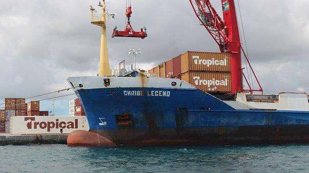 Shipping, Shipping Container, Freight, Shipment